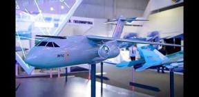 إقرار مشروع تقني لتصميم طائرة نقل متوسطة للجيش الروسي