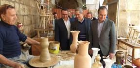 انطلاق مهرجان السياحة والتراث الثاني بمحافظة حماة