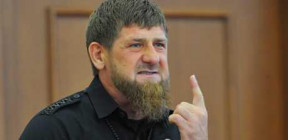 زعيم الشيشان ونجل ملك البحرين يناقشان التعاون بين بلديهما