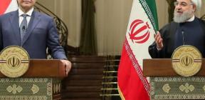 ما هي رسالة الرئيس العراقي من زيارته إيران؟