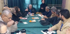 القصة القصيرة بندوة أدبية في اتحاد الكتاب والصحفيين الفلسطينيين