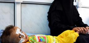 """24 مليون يمني بحاجة لمساعدة ملحة.. """"الصحة العالمية"""" تحذر من كارثة إنسانية في اليمن"""