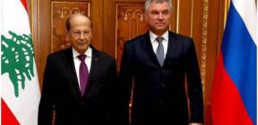 عون يحذر من موجة لجوء سوري جديدة إلى أوروبا