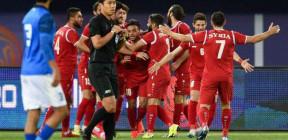 منتخبنا الأولمبي إلى نهائيات آسيا رسمياً