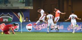 الأولمبي الأردني والسوري يتأهلان لنهائيات آسيا تحت 23 عاما
