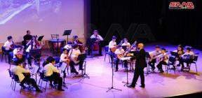 أمسية موسيقية بعنوان (اليوم العالمي لآلة الغيتار) على مسرح المركز الوطني للفنون البصرية