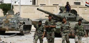 واحدت الجيش تصد هجوماً لقوات العدوان التركي على المحاور الشمالية لتل تمر