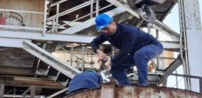 وزارة النفط: عودة جميع أقسام الإنتاج في مصفاة بانياس إلى العمل