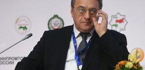 بوغدانوف: القصف الإسرائيلي على سوريا أمر خاطئ تماما