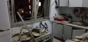 استشهاد مدنيَين وجرح آخرين إثر عدوان إسرائيلي بمحيط دمشق