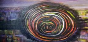 لوحات فنية مستلهمة من الطبيعة والمرأة في أعمال الفنانة جهاد رجوب
