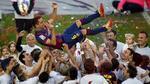 تشافي: أرغب في تدريب برشلونة واستعادة نيمار