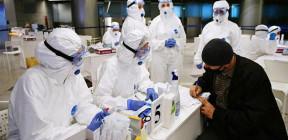 روسيا تكشف عن جهاز فحص محمول لفيروس كورونا يظهر النتيجة بشكل فوري