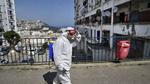 الجزائر تسجل ارتفاعا طفيفا في إصابات ووفيات كورونا