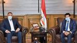وزير الرياضة المصري يستقبل رئيس الأهلي محمود الخطيب بشأن رد كافة تبرعات تركي آل الشيخ