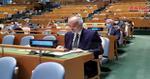 الجعفري: الأمم المتحدة أنجزت الكثير في مواجهة التحديات الإنسانية لكنها لم تنجح بمنع وقوع الحروب وإنهاء الاستعمار والاحتلال والعدوان