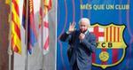 رسمياً توسكيتس رئيساً مؤقتاً لبرشلونة خلفاً لبارتوميو