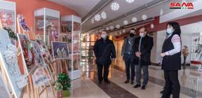 مباحثات سورية بيلاروسية حول المعسكرات الصحية للأطفال السوريين في بيلاروس