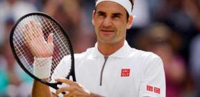 الكشف عن موعد عودة فيدرر لملاعب التنس
