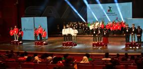 تكريم الفائزين في منافسات الأولمبياد العلمي السوري لموسم 2020-2021 2021-01-20