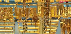 غرام الذهب يرتفع ألف ليرة في السوق المحلية