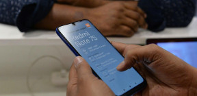 شاومي تسجل براءة اختراع هاتف ذكي بشاشة خيالية