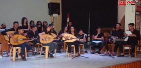 حفل فني لمواهب شابة في ثقافي شهبا بمناسبة يوم الموسيقا العالمي