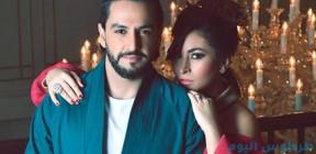 ديمة بياعة توجه رسالة لزوجها أحمد الحلو في عيد الاب