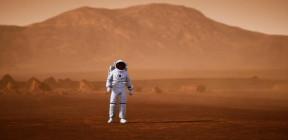"""من """"الجسم البشري"""".. علماء يطورون خرسانة للبناء على المريخ!"""