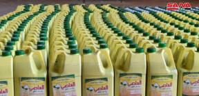 نحو 1.5 مليار ليرة زيادة في مبيعات زيوت حماة خلال ثمانية أشهر