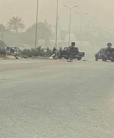 نجاة وزير داخلية حكومة الوفاق الليبية من محاولة اغتيال