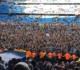 بالفيديو: احتفال حاشد لجماهير مانشستر سيتي باللقب
