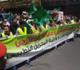 """بالصور.. تظاهرات حاشدة في الأردن ضد """"صفقة القرن"""""""