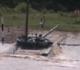 شاهد قدرات الدبابات الروسية على الغوص! (فيديو)