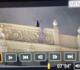 ناشط بحريني يحتج فوق سطح سفارة بلاده في لندن والشرطة البريطانية تتدخل