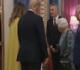 """""""عتاب"""" من ملكة بريطانيا لابنتها بحضور آل ترامب (فيديو)"""
