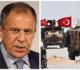 """""""تركيا"""" تهدد بالرد على تقدم الجيش .. و""""لافروف"""" يوجه دعوة لمسلحي المعارضة"""