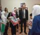 بنك سورية الدولي الإسلامي يزور قرى الأطفال SOS