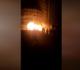 مصر.. حريق في خط للغاز بالقاهرة - فيديو
